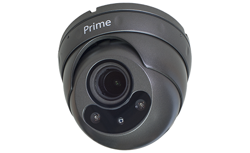 Prime 4MP IP Ext Dome
