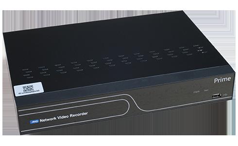 Prime 4Ch Hybrid DVR