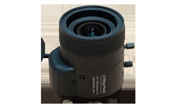 Acam 3-8mm 2MP Lens