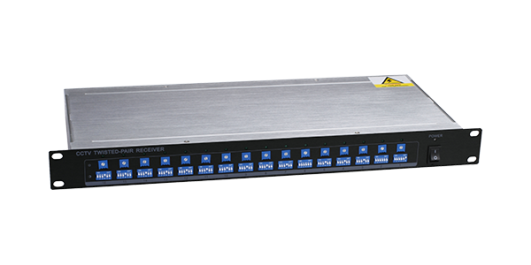 16 Channel Active Receiver