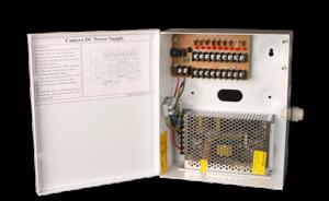 Acam 12VDC 5A 9-Way