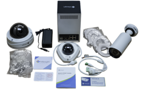 Milesight H.265 Demo Kit