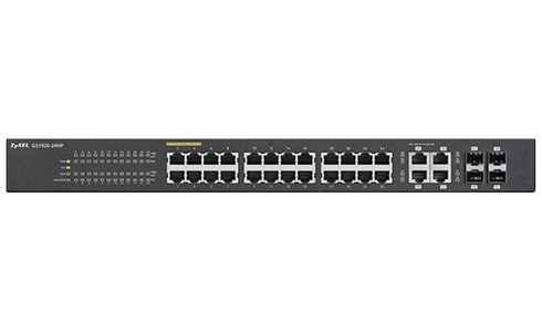 Acam 24 Port PoE Switch