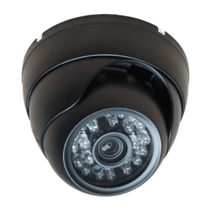 Black Prime 5MP HD Mini Dome Camera