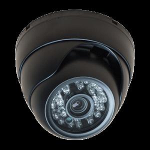 Black Prime 5MP HD Mini Dome Camera