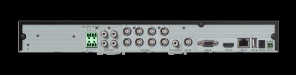 Provision 8Ch 5MP Hybrid DVR