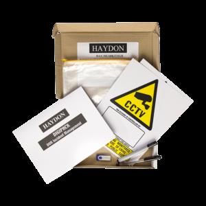 CCTV USB Evidence Kit
