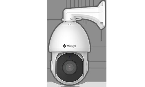 Milesight 5MP PTZ Dome Camera