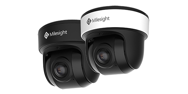 Milesight 180° Panoramic Mini Dome Black or White