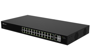Milesight 24 Port PoE Switch MS-S0424-GF