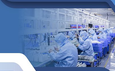 A look behind the scenes at Milesight's Production Centre